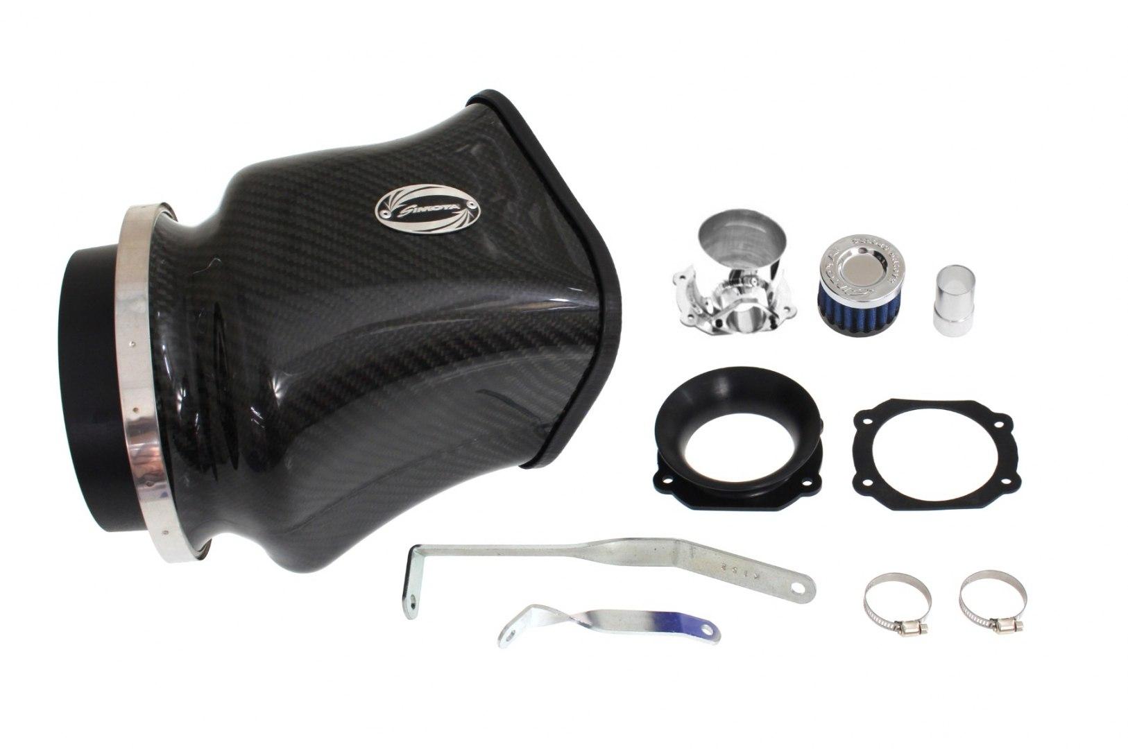 Układ Dolotowy Audi A3 1.6 97-04 Carbon Fiber Aero Form CF661-1 - GRUBYGARAGE - Sklep Tuningowy